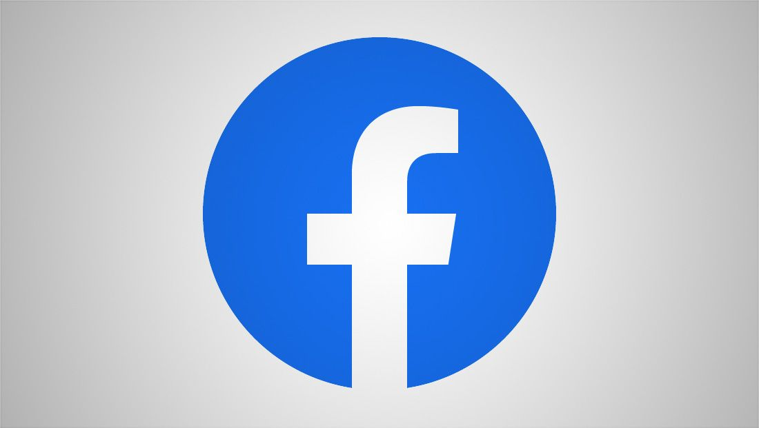 The new Facebook logo