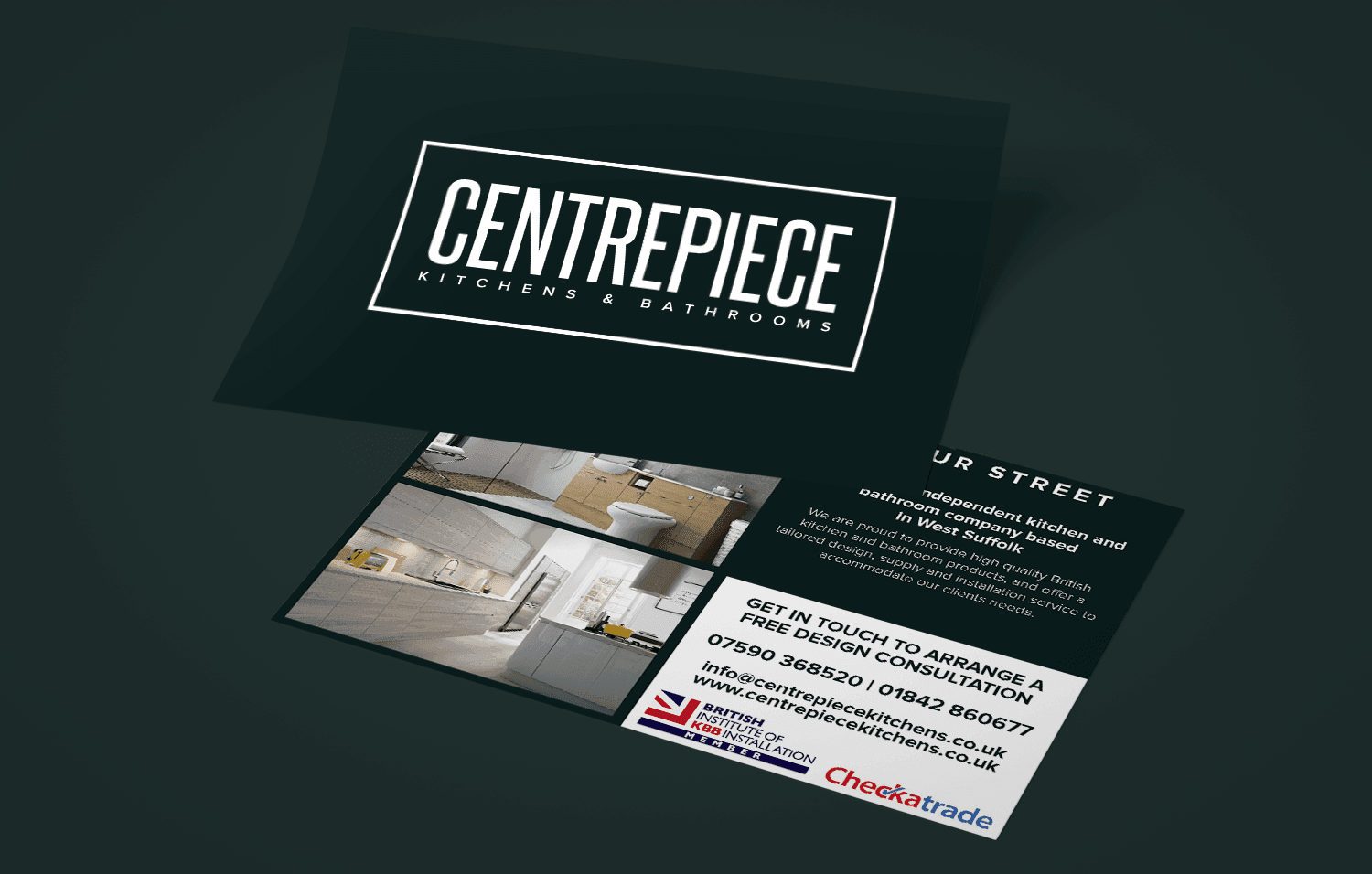 Centrepiece K and B Flyer